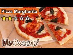 Pizza Margherita|マルゲリータ・ピザの作り方 - YouTube