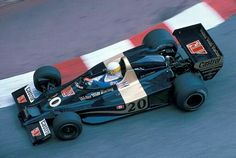 Jody Scheckter, Wolf WR1 1978. One of the most gorgeous F1 cars ever!