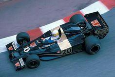 Jody Scheckter, Wolf WR1 1978
