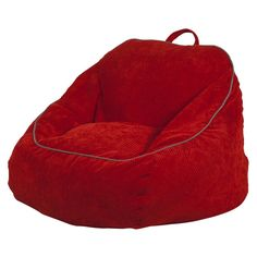 Circo XL Bean Bag Chair - Red