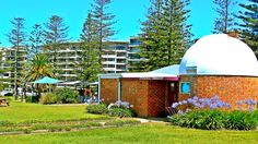 Astronomical Observatory, Town Beach, Port Macquarie Astronomical Observatory, Port Macquarie, Australia Travel, Historical Sites, Old Town, Day Trips, Vietnam, Buildings, Road Trip