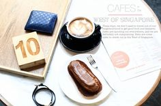 GUIDE TO 25 CAFES IN THE WEST OF SINGAPORE