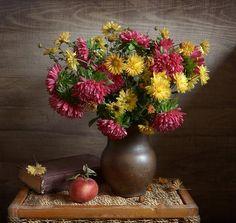 Фотограф Елена Белова - Осенний натюрморт #1455823. 35PHOTO