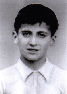 Jiri Bader was born in 1930 in Kyjov, Czechoslovakia. In 1944, he was deported from the Terezin-Theresienstadt ghetto to Auschwitz, where he was murdered.