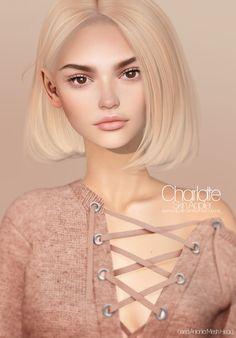 #Genesis.Lab   Charlotte Skin #Applier@Shiny Shabby   . For Genesis.Lab #mesh_heads #2.0 .maps.secondlife.com/secondlife/Shiny%20Shabby/145/98/22