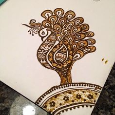 HennaArt.ca: progressive drawing
