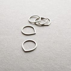 Drop Rings -WSake
