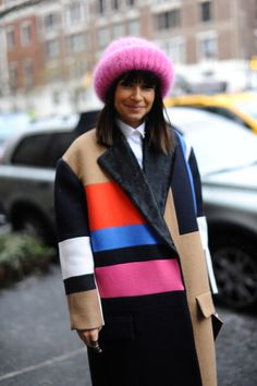 RUNWAY TO REALWAY: Street style at #MBFW