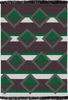Kilim African Rug from the Bauhaus
