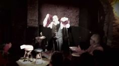 http://www.darus.it Il mentalista Darus durante una dimostrazione di psicometria nel suo spettacolo http://magodarus.wordpress.com