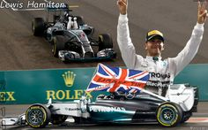 Lewis Hamilton 2014 World Champion Formula One Champions, Lewis Hamilton Formula 1, Pilot Car, F1 Racing, Car And Driver, Mercedes Amg, Champs, Grand Prix, Race Cars