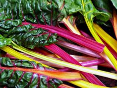 Learn the benefits of saving the stems of your vegetables from chef and vegan lifestyle coach Marni Wasserman...