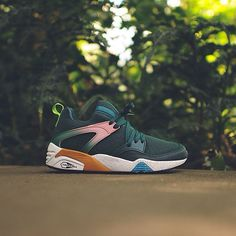 Puma x size? Blaze of Glory. Available at both Kith locations and KithNYC.com.