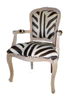 French Style Accent Chair