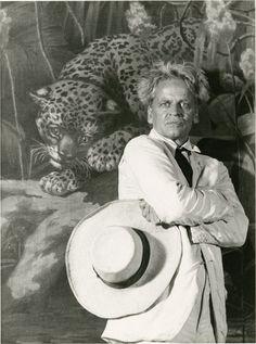 Klaus Kinski, Werner Herzog's Fitzcarraldo (1982).