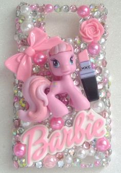 SALE my little pony  Samsung galaxy s2 case  barbie  Lolita bow rose logo pearls leopard print heart leopard print on Etsy, $27.68 AUD