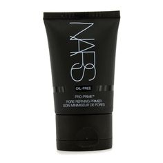 NARS Pro Prime Pore Refining Primer  An oil-free, alcohol-free gel primer Contains mineral powders that regulate oil in the T-zone Conceals the appearance of pores, fine lines & wrinkles Forms a matte surface on skin enabling smooth & long-wearing makeup application Non-comedogenic, dermatologist-tested, synthetic- & fragrance-free
