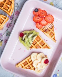 sofie dumont 2019 wafelfeestje 1_510x640_bijgeknipt Baby Food Recipes, Snack Recipes, Dessert Recipes, Food Art For Kids, Good Food, Yummy Food, Food Platters, Cafe Food, Breakfast For Kids