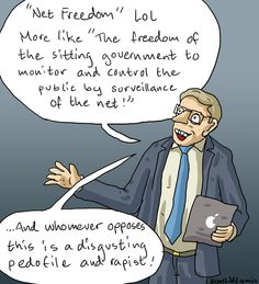 Net freedom