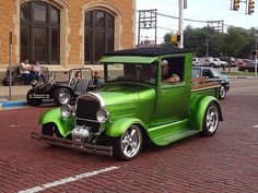Sharp 29 Ford Pick-up!