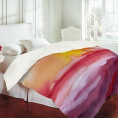 Buy Duvet Cover with Rise 1 designed by Jacqueline Maldonado. One of many amazing home décor accessories items available at Deny Designs. Comforter Cover, Duvet Covers, Home Decor Accessories, All Modern, Bedding Sets, Comforters, Home Goods, Your Style, House Design
