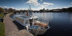 The River Cruise runs throughout the day, on season, and gives a guided tour of the attractions in Killaloe Ballina. A must-see for all visitors to Killaloe! Lakeside Hotel, County Clare, Us Images, Tour Guide, Cruise, Photo Galleries, Tours, River, Gallery