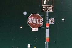 #smile #stop #sign