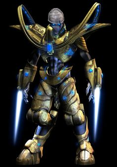 Protoss Zealot | Protoss Zealot image - StarCraft: Sons of War Mod for StarCraft - Mod ...