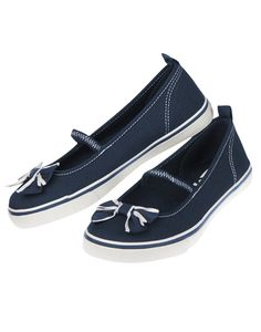 Uniform Bow Sneaker from Crazy8 on Catalog Spree, my personal digital mall.