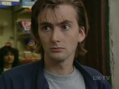 "Before David Tennant was Kilgrave....he was another sexy but loathsome slimer named Steven Clemens in ""THE BILL""."