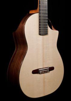 LA GUITARE . COM - bancs d'essai - guitares/basses luthier - gérard audirac…