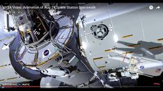 Flat Earth: Heart Realm | Nasa ISS - No Dry Walls