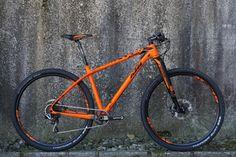 2016 KTM Myroon Prestige carbon fiber hardtail mountain bike details and actual weight