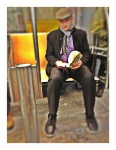 Vorsicht, Ansteckungsgefahr! Public Reading mit Büchern von http://www.pearson.de