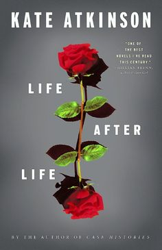 Life After Life by Kate Atkinson. Beautifully written... want to read