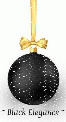 Christmas Ornaments, Elegant, Holiday Decor, Color Black, Classy, Christmas Jewelry, Christmas Decorations, Chic, Christmas Decor
