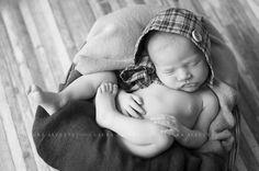 Fotos newborn: um dia com lindos bebês recém-nascidos