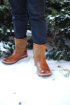 UGG Australia's waterproof winter boot for men - the Polson