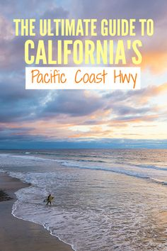 If you're traveling on a coastal California road trip from San Diego to San Francisco, these tips will help: Planning a Trip Along California's PCH San Diego, San Francisco, Pacific Coast Highway, Highway Road, Visit California, California Travel, California Coast, California Destinations, Monterey California