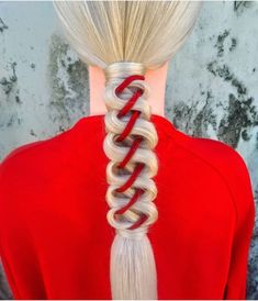 Long Ponytails, Braided Ponytail Hairstyles, Easy Hairstyles For Medium Hair, Medium Hair Styles, Bad Hair Day, Braids, September, Magazine, Beauty