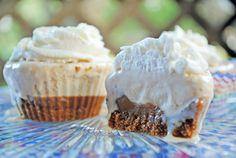 Biscoff Ice Cream Cupcakes from @Juanita's Cocina