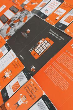 8020 – Brighteye Design & Branding Limited. Orange & Black. Leaflet. Graphic Design Flyer, Flyer Design, Branding Design, Orange Grey, Black And Grey, Visual System, Leaflet Design, Worlds Of Fun, Design Reference