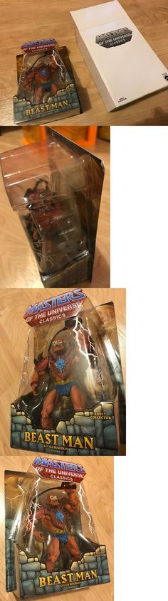 Other Action Figures 348: Motuc Beast Man Misb Motu Masters Of The Universe Classics New Rare Unopened -> BUY IT NOW ONLY: $85 on eBay!