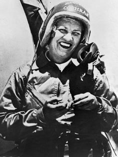 Jacqueline Cochran  1906 - 1980  
