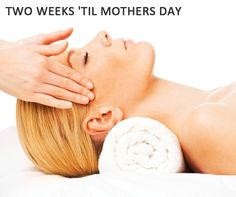 Only TWO weeks until Mother's Day! Have you arranged for your Mum to be pampered yet? Check out our wide range of services available online or buy a gift voucher for Mum to choose her own! http://beautybayside.com.au/gift-vouchers/