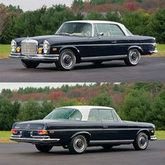 1972 Mercedes Benz 280 SE 3.5 V8 Coupe