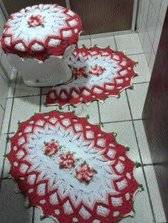 jogo-de-banheiro-em-croche-tapetes-para-banheiro