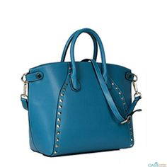 Get the perfect style with Blue Carry on Bag from Oasis Leather.