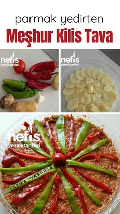 Meşhur Kilis Tava (Parmaklara Dikkat) - Nefis Yemek Tarifleri Meat Recipes, Cooking Recipes, Canned Meat, Iftar, Turkish Recipes, Homemade Beauty Products, Best Appetizers, Frozen Yogurt, Green Beans