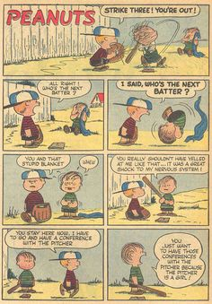 In looking through issues of Nancy I see they also had some Peanuts comics as a back-up. Dell was also publishing a Peanuts comic around . Snoopy Comics, Bd Comics, Peanuts Cartoon, Peanuts Snoopy, Peanuts Comics, Vintage Comics, Vintage Posters, Intelligence Quizzes, Snoopy Pictures
